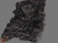 heavy smoke fumefx fx 3d max