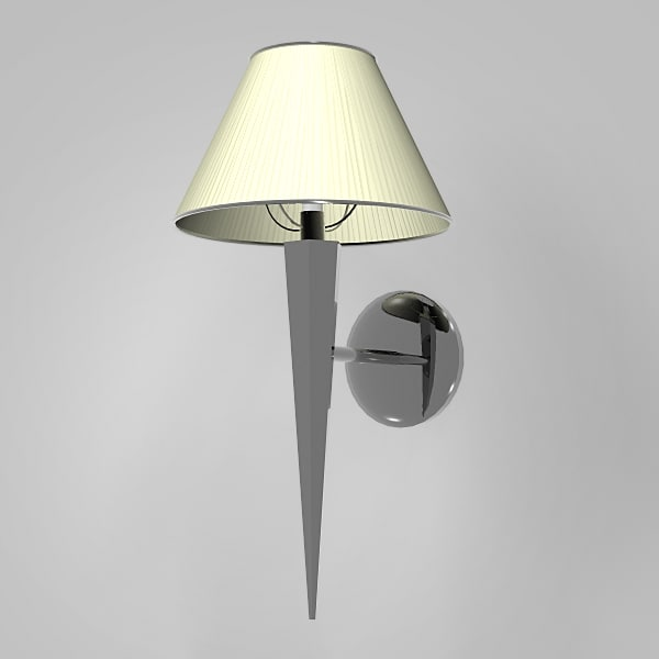 wall lamp 3ds