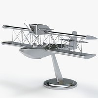 Decorative airplane010