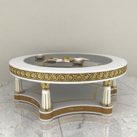 baroque table max