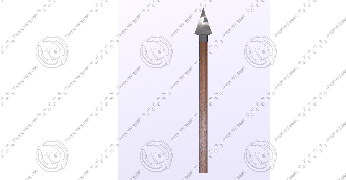 obj spear