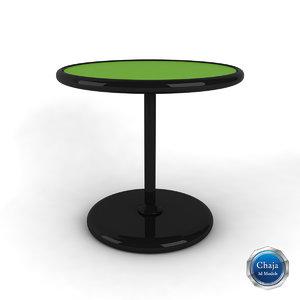 table 3d obj