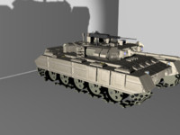 3d t90 tanks