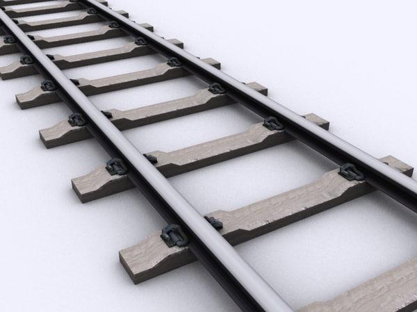 train track max