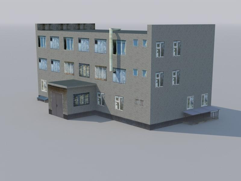 max low-polygonal building games