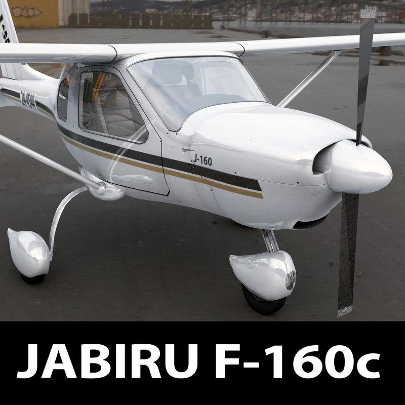 jabiru f-160 max