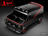 a-team gmc van max