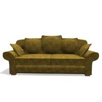 3d fabric sofa