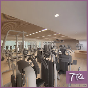 fitness gym room max