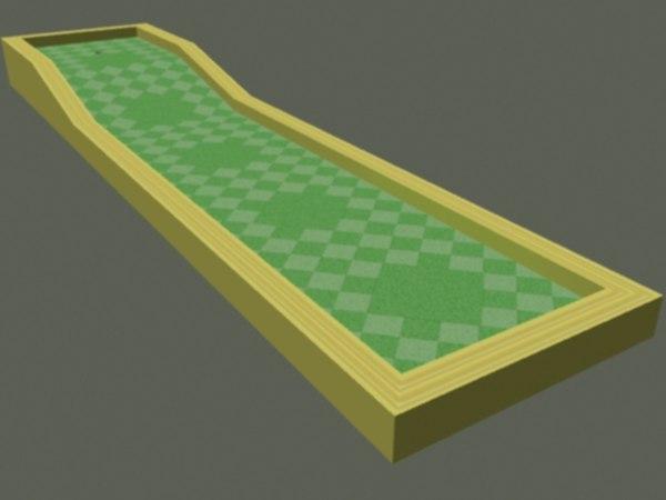 3ds mini golf course holes