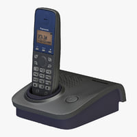 3d home phone panasonic