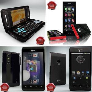 3d lg phones v2