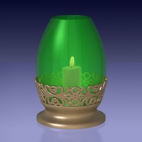FR aCandle Lamp 12