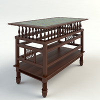 max moroccan table