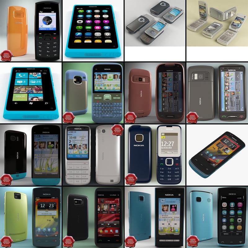 xsi nokia phones v6