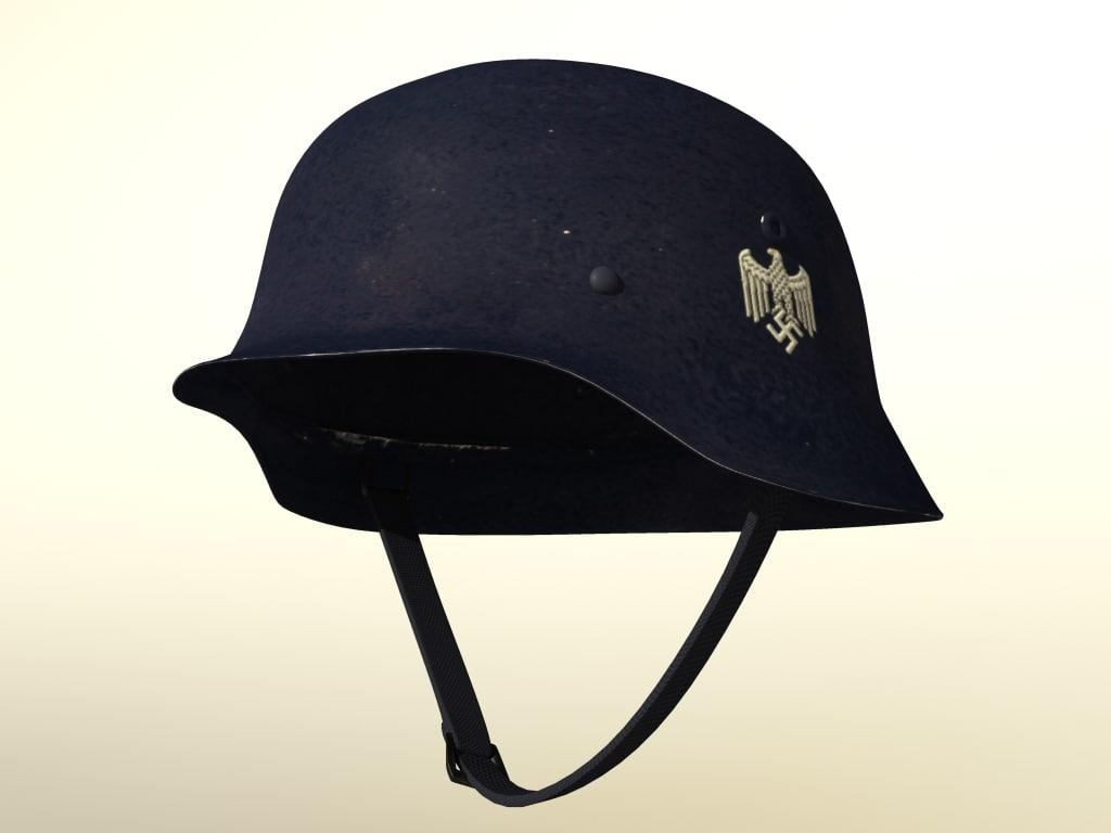 ma helmet wwii german