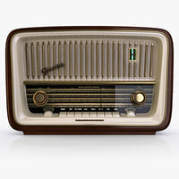 Vintage radio Telefunken Gavotte