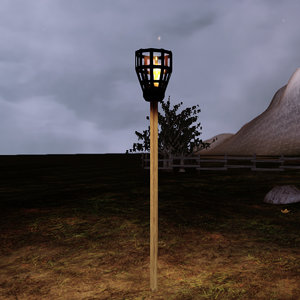 3d model torch