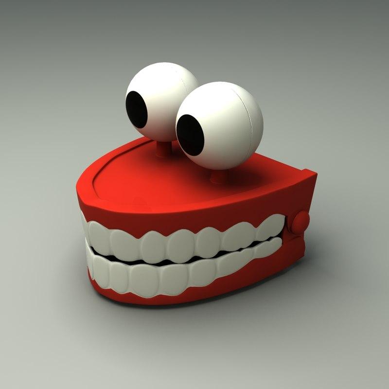 toy teeth max
