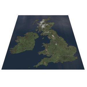 maya british isles