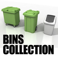 Wastebins collection