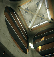 Louis Kahn : Phillips Exeter Academy Library