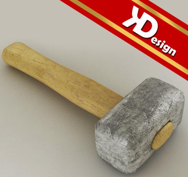 hammer bumps 3d max