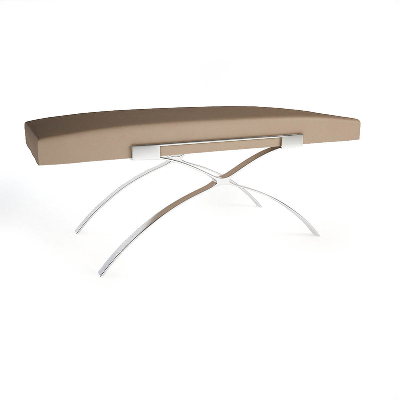 3ds dragonfly bench holly hunt