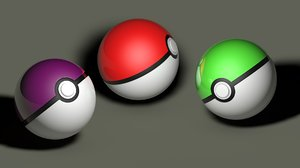 poke ball 3ds