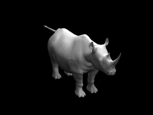 3ds max rhino