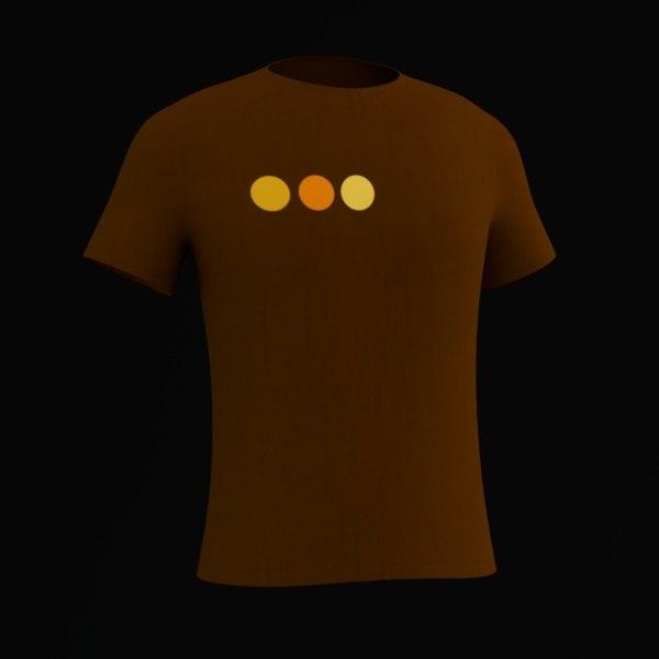 t-shirt t shirt 3d 3ds