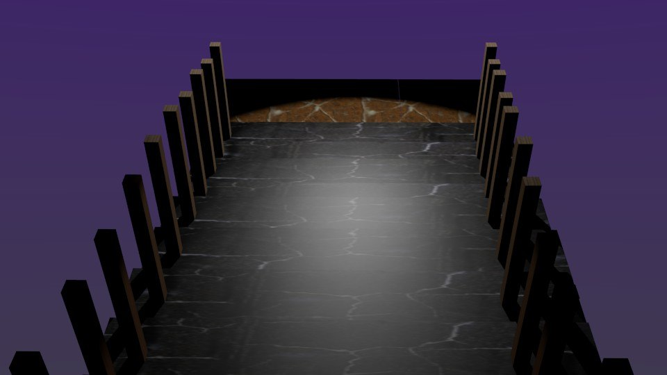 free stairs 3d model