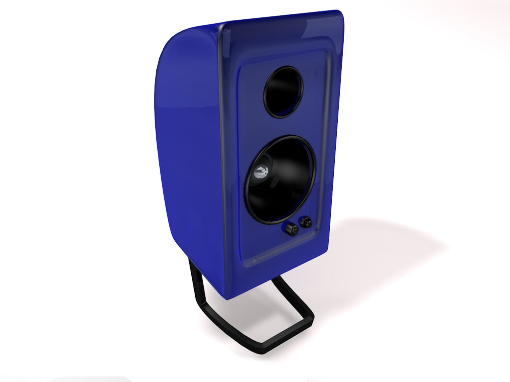 speaker 3ds