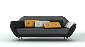 maya designer sofa fritz hansen