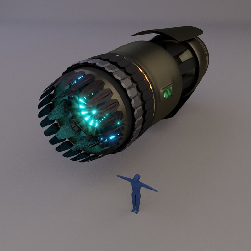 3d stardrive scifi spaceships model