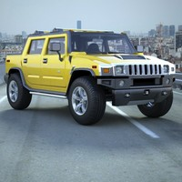 hummer h2 sut truck max