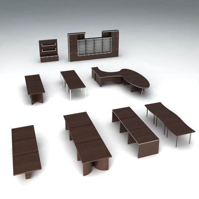 office pack model