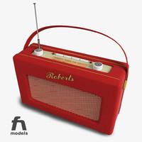 3ds max roberts radio