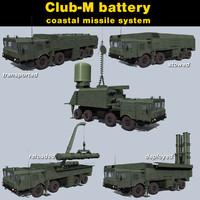 max battery club-m