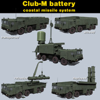 Club-M battery