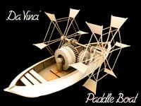 da vinci paddle boat ma free