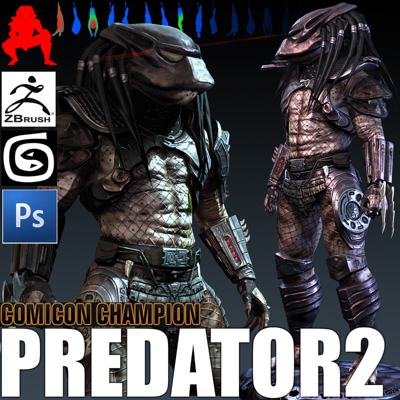 max predator 2