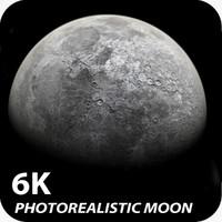 6K Moon