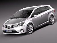 Toyota Avensis 2013 estate