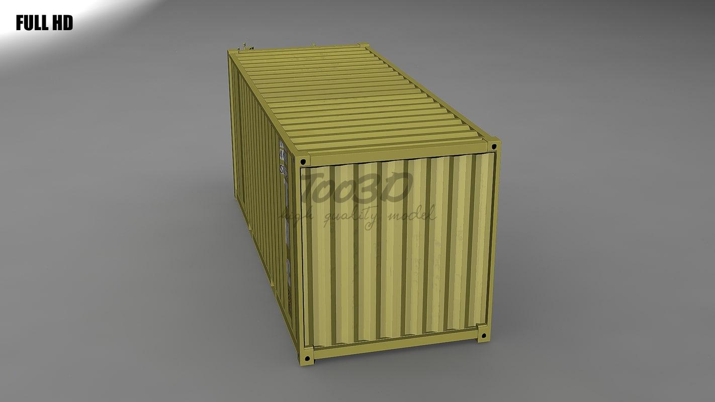 container max