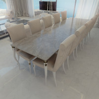 visionnaire esmeralda table 3d max
