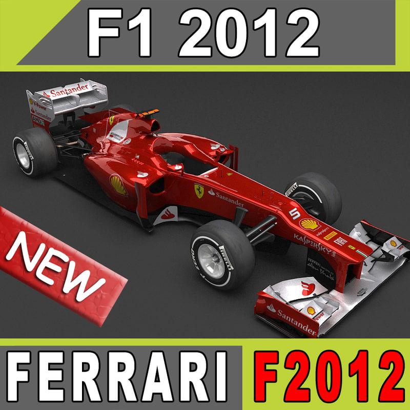 max 2012 ferrari f2012