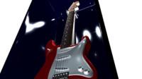 maya fender guitar