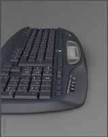 3d keyboard key board