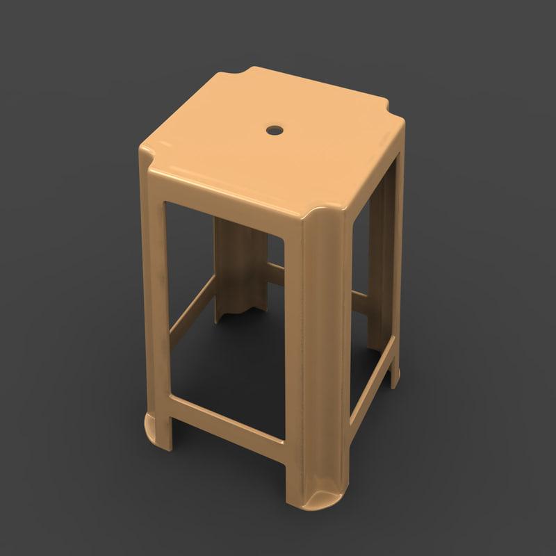 plastic stool 3d max & stool 3d max islam-shia.org